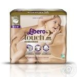 Diaper Libero Touch for children 32pcs