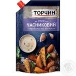 Соус Торчин Чесночный 200г - купить, цены на Novus - фото 1