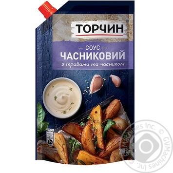 Соус ТОРЧИН® Чесночный 200г - купить, цены на Novus - фото 1