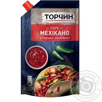 Соус Торчин Мехикано 200г - купить, цены на Novus - фото 1