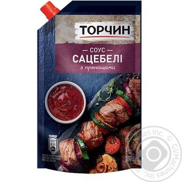 Соус ТОРЧИН® Сацебели 200г - купить, цены на Фуршет - фото 1