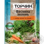 Torchin Spring Greens Spices 25g
