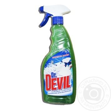 Засіб рідкий для чищення поверхонь від вапняного нальоту Multi Power з розпилювачем Dr. Devil 750мл