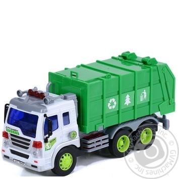 Іграшка Ашан машинка міська служба - купити, ціни на Ашан - фото 4