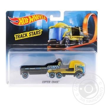 Игрушка Hot Wheels грузовик-трейлер - купить, цены на Novus - фото 7