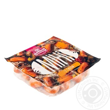 Bashinskiy Mini sausages with cheese 350g