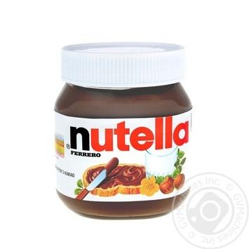 Скидка на Шоколадная паста Nutella 180г