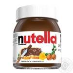Ореховая паста с какао Nutella 350г