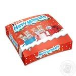 Набір новорічний Kinder Happy Moments 242г