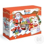 Candy Kinder Christmas gift 219.5g
