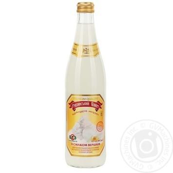 Gruzinsky buket with cream flavor carbonated beverage 500ml - buy, prices for MegaMarket - image 1