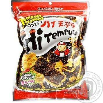 Tao Kae Noi Hi Tempura Spicy Nori 25g - buy, prices for Auchan - photo 2