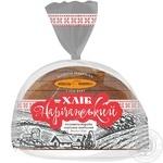 Хліб Київхліб Нарічанський половина нарізана скибками 425г