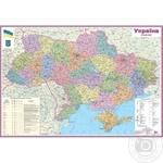 Карта Украины 1:1,5млн