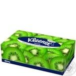Салфетки Kleenex Family Boxes в коробке - купить, цены на МегаМаркет - фото 2