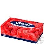 Салфетки Kleenex Family Boxes в коробке - купить, цены на Ашан - фото 4