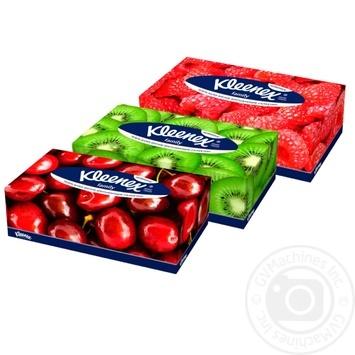 Wipes boxes Kleenex Family Boxes - buy, prices for CityMarket - photo 3