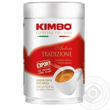 Kimbo Antica Tradizione Ground Coffee 250g - buy, prices for MegaMarket - image 1