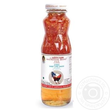 Соус Maepranom солодкий чилі 300мл - купити, ціни на Ашан - фото 6