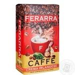 Кофе Ferarra Crema Irlandese молотый 250г
