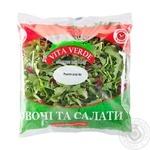 Салат мікс рукола-радічіо Vita Verde 125г