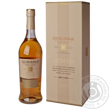 Glenmorangie Nectar d'Or 12 years whisky 46% 0.7l - buy, prices for Novus - image 5