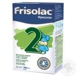 Смесь Friso Фрисолак 2 молочная 2*350г