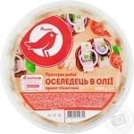 АШАН ОСЕЛЕДЕЦЬ ПРЯНО-ПІКАНТНИЙ 500Г