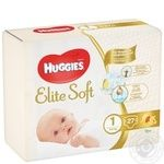 Huggies Elite Soft 1 Baby Diapers