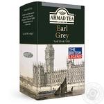 Чай Ахмад Граф грей чорний листовий 100г