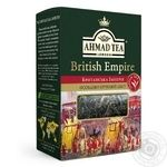 Чай черный Ahmad tea Британская империя 50г
