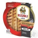 Скумбрія гриль Rizzoli в олії з перцем 125г