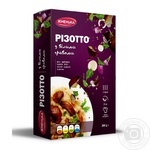 Zhmenka Risotto with white mushrooms 200g - buy, prices for Novus - image 2