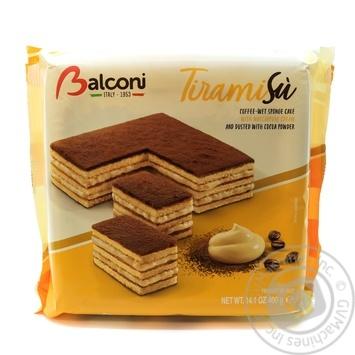 Торт тірамісу Balconi 400г