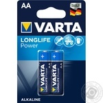 Батарейка VARTA High Energy Longlife Power Alkaline AA BLI 2шт