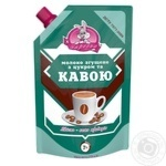 Condensed milk Zarechye with coffee with sugar 7% 270g doypack