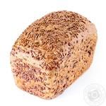 Хлеб ржаной с семенами льна 400г
