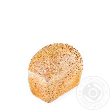 Хлеб ржано-пшеничный без дрожжей 300г - купить, цены на Novus - фото 3