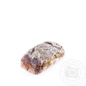 Хлеб Львовский ржаной с луком и сыром 195г - купить, цены на Novus - фото 1