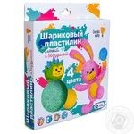 Genio Kids Ball Plasticine Sculpting Set 4colors