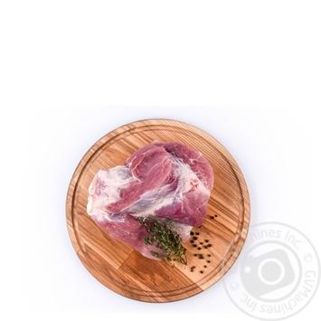 Свиная голень охлажденная
