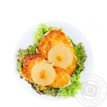 Куряча грудка з ананасом - купити, ціни на Novus - фото 1