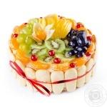 Торт Фруктовый букет - купить, цены на Novus - фото 3