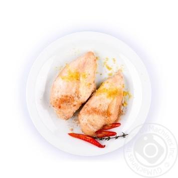Филе куриное запеченное с копченой солью - купить, цены на Novus - фото 1