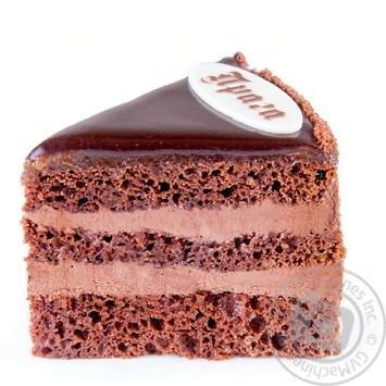Пирожное Пражское - купить, цены на Novus - фото 1
