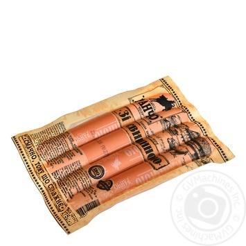 Сосиски Ранчо со свининой 275г - купить, цены на ЕКО Маркет - фото 1