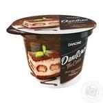 Danissimo tiramisu curd dessert 6% 230g