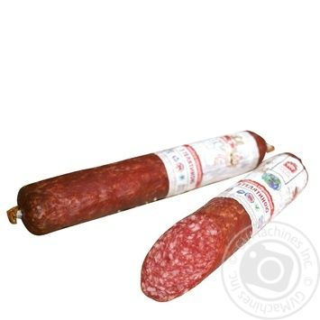 Myasna gildiya raw smoked veal sausage 340g - buy, prices for Furshet - image 1