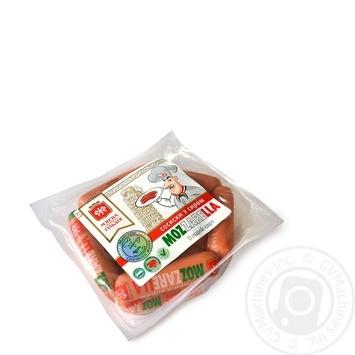 Сосиски Мясная гильдия с сыром Mozzarella в/с