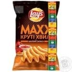 Chips Lay's Max with paprika 120g
